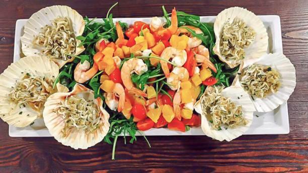 Al Borgo Fantasia di mare agli agrumi