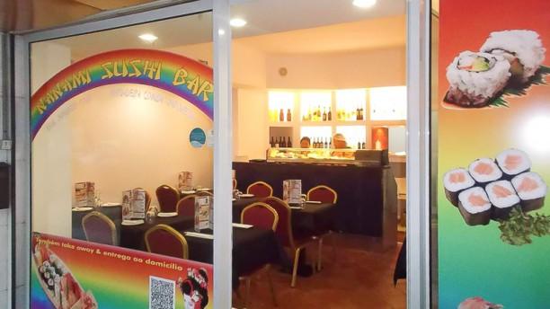 Nanami Sushi Bar Entrada