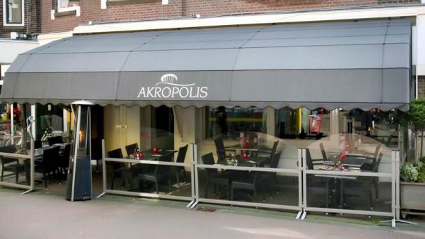 Akropolis Het restaurant