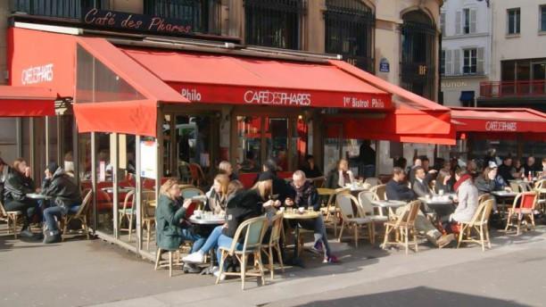 Adresse Cafe Des Phares A Paris