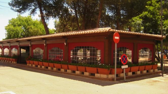 Terraza - La Asturiana,