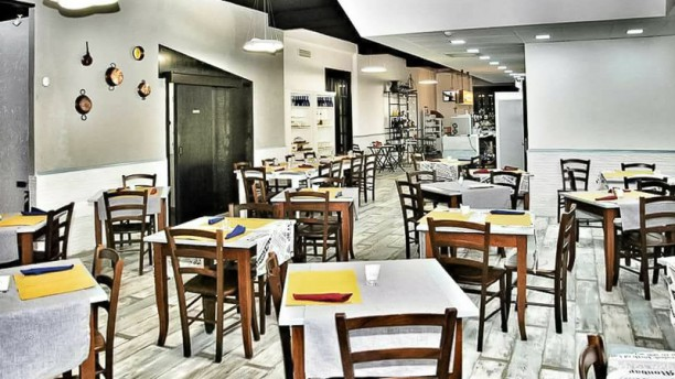 Pummarò Gourmet Sala