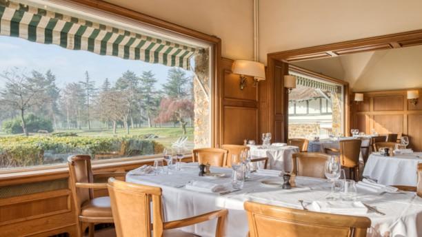 Racing Club de France Golf de la Boulie Salle du restaurant
