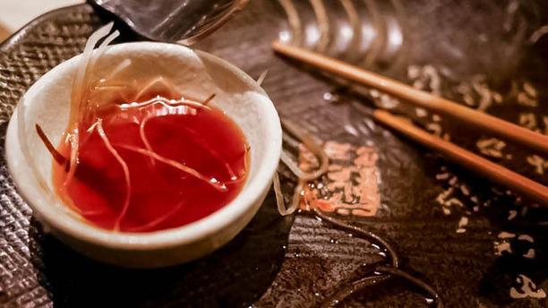 Shintori Teppanyaki specialita' tipica