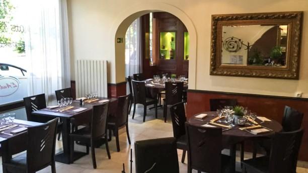 L'ANDREA Salle du restaurant