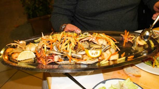 La Cambusa del Food&Relax Piatto