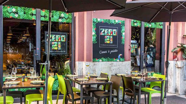 Zero21 Prati In Rome Restaurant Reviews Menu And Prices