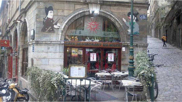 Café Restaurant Du Soleil Restaurant