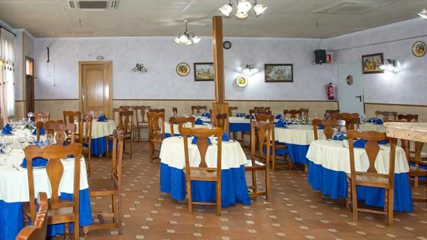 Hotel Restaurante Mr Sala del restaurante