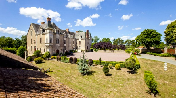 Le Château de la Vérie Le Château de la Vérie