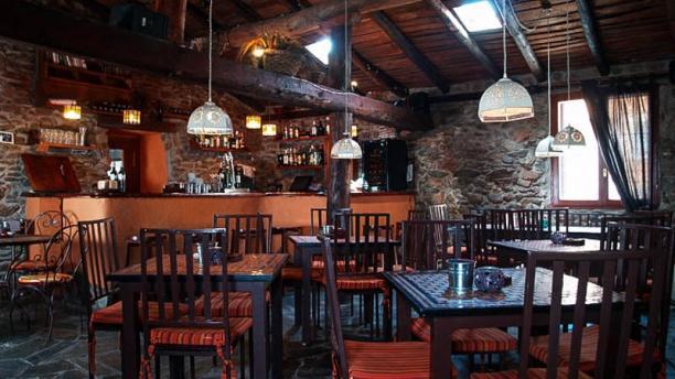 Sal y Canela Sala interior