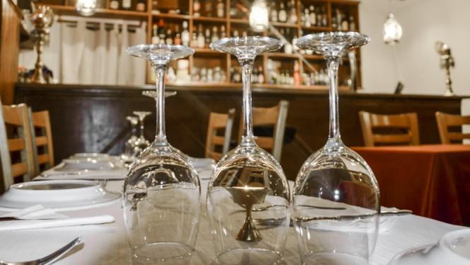 Place for gathering and for celebration - Fishtail Restaurante, Lisboa