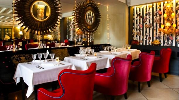 restaurant les biches c t restaurant barbizon 77630. Black Bedroom Furniture Sets. Home Design Ideas
