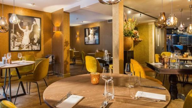 Grand Cafe Bourgogne Restaurant