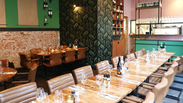 Le Nord | bistronomie | lunch | bier & wijnbar Restaurant