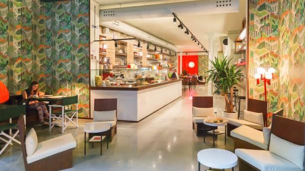 Buenaventura Cafe & Restaurant Vista sala