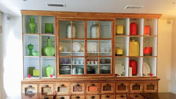 IM Thai Gourmet Salle du restaurant
