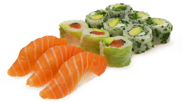 Vos Sushis Suggestion du chef