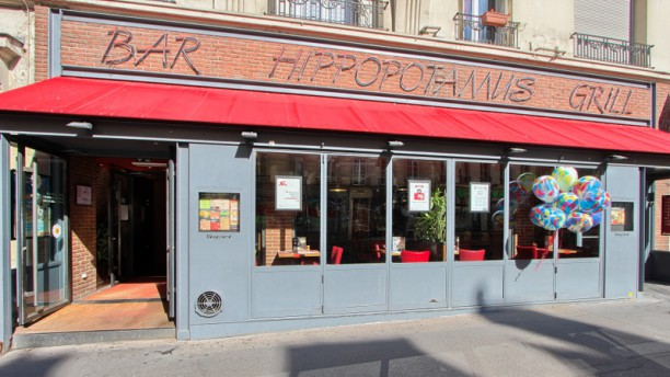 restaurant hippopotamus paris vaugirard 15e paris 15e. Black Bedroom Furniture Sets. Home Design Ideas
