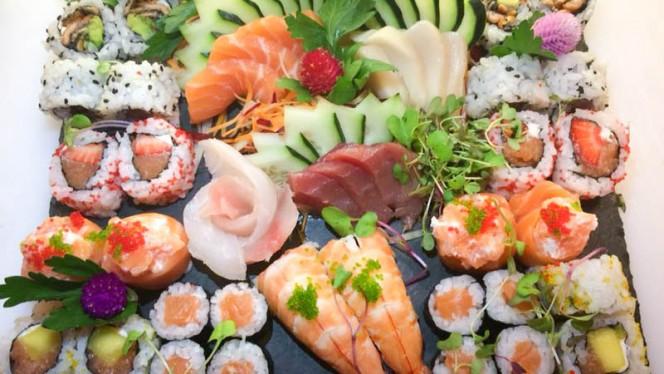 Atlantic Sushi ristorante asiatico a Sesimbra in Portogallo