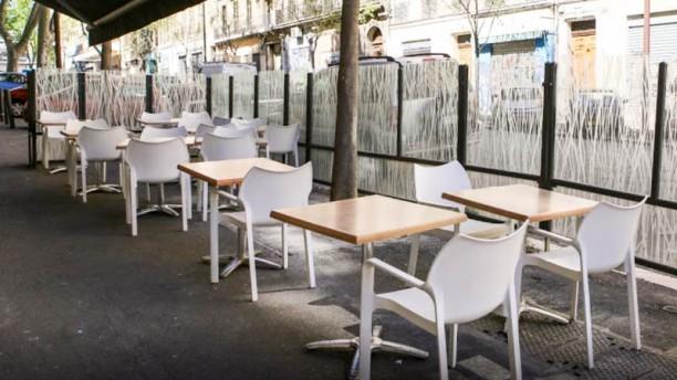 Jazzy Longchamp Terrasse