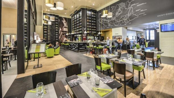 Le Grand Comptoir de Bordeaux in Bordeaux - Restaurant Reviews, Menu on