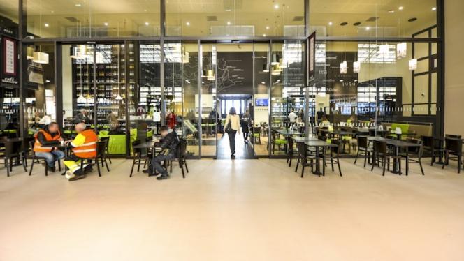 Vue entrée - Le Grand Comptoir de Bordeaux, Bordeaux