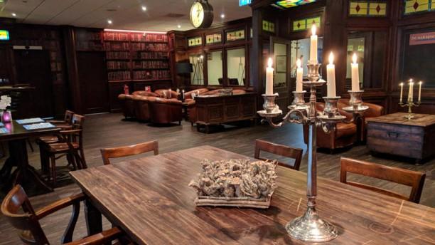 Brasserie De Bakspieker (by Fletcher) De Bakspieker