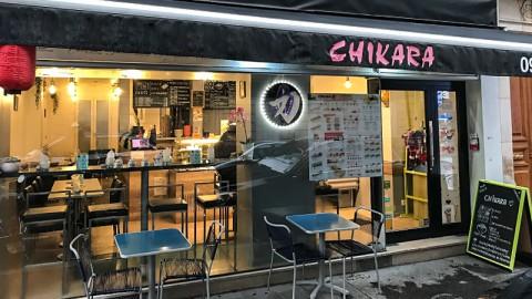 Chikara, Paris