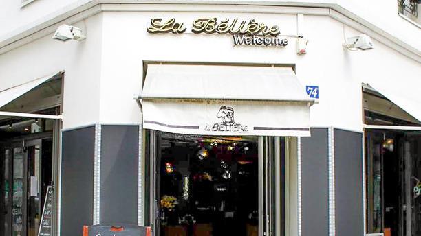 La Bélière Welcome La façade