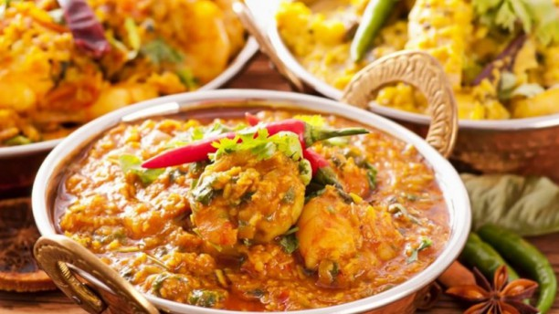 Ivory Indian Sugerencia de plato