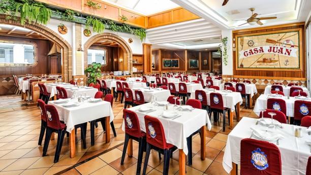 Restaurante casa juan los mellizos en torremolinos men - Menu degustacion casa juan ...