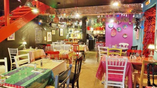 Restaurant Vietnamien Rue Beaubourg