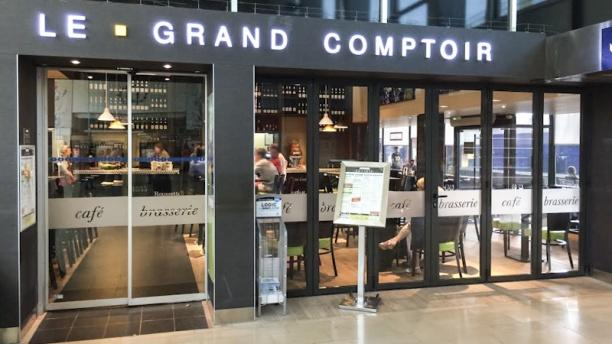 Le Grand Comptoir Grenoble Devanture