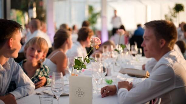 Goda rum fest o bröllop