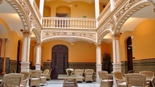 Palacio Arteaga Vista salón