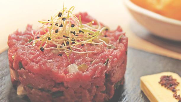 Hotel Londra Restaurant battuta di carne al coltello