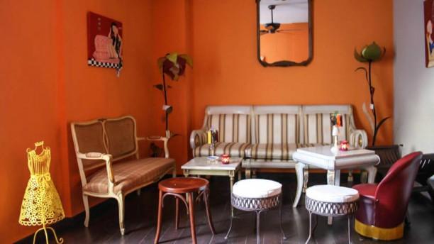 La Morocha Bar & Art Vista sala