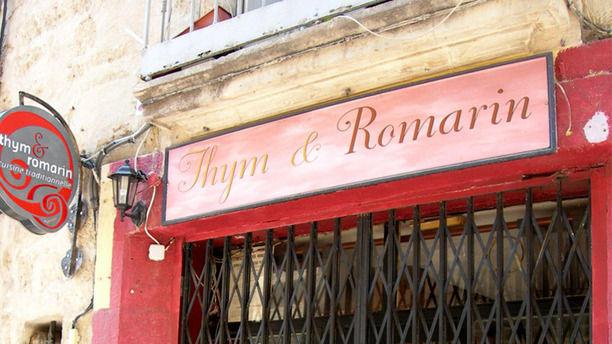 Thym et Romarin