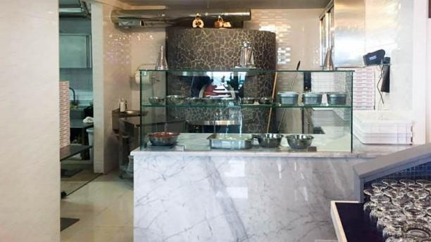 Pizza&Motori Sala del ristorante