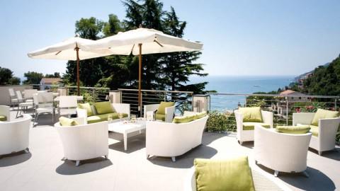Executive Lounge Restaurant, Vietri sul mare
