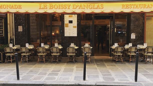 Le Boissy d'Anglas Entrée