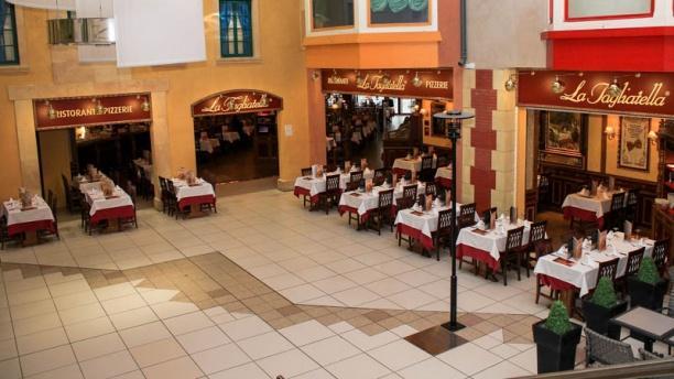 La Tagliatella Coquelles Vue d'ensemble du restaurant