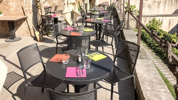 Café Gadagne Terrasse