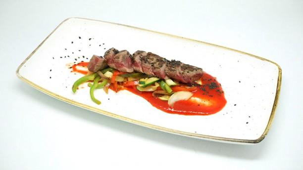 THE GREEN Restaurante Lounge Sugerencia del chef