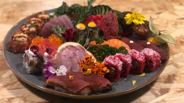 Akari Sushi Lounge Sugestão do chef