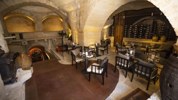 Radino Wine Bar Vista sala