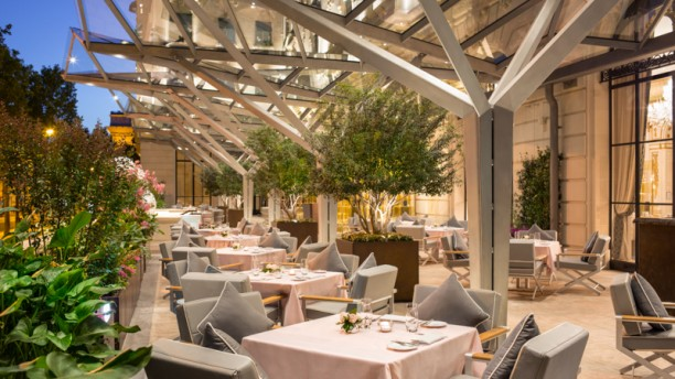 Peninsula Paris Restaurant Prix
