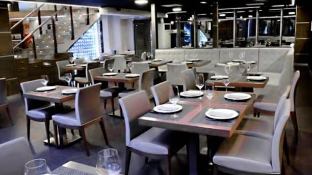 Pizzeria Veneto El comedor