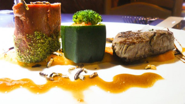 Restaurante la mandr gora en mijas men opiniones precios y reserva - La mandragora malaga ...